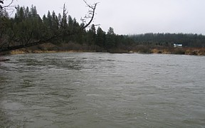 Priest River near Priest River, ID - USGS file photo