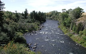 Falls River near Ashton, ID - USGS file photo