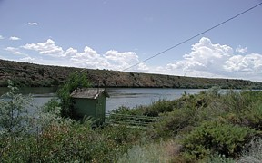 Snake River at Neeley, ID - USGS file photo