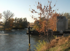 Malad River near Gooding, ID - USGS file photo