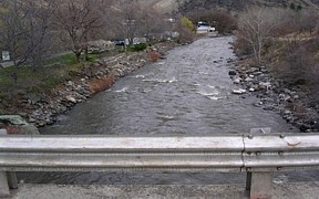 Little Salmon River at Riggins, ID - USGS file photo