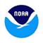 Logo for National Oceanic and atmospheric administration, National Weather Service.