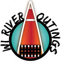WI River Outings Logo